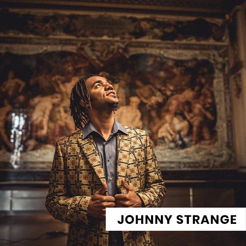 Johnny Strange